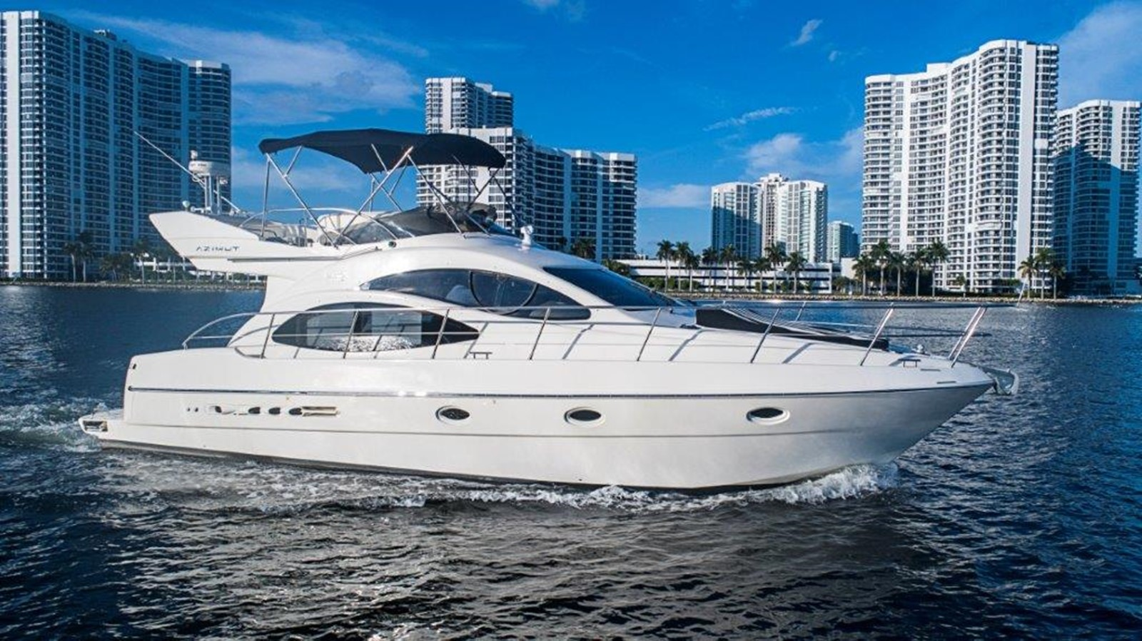 Azimut Moto yacht 42 2004